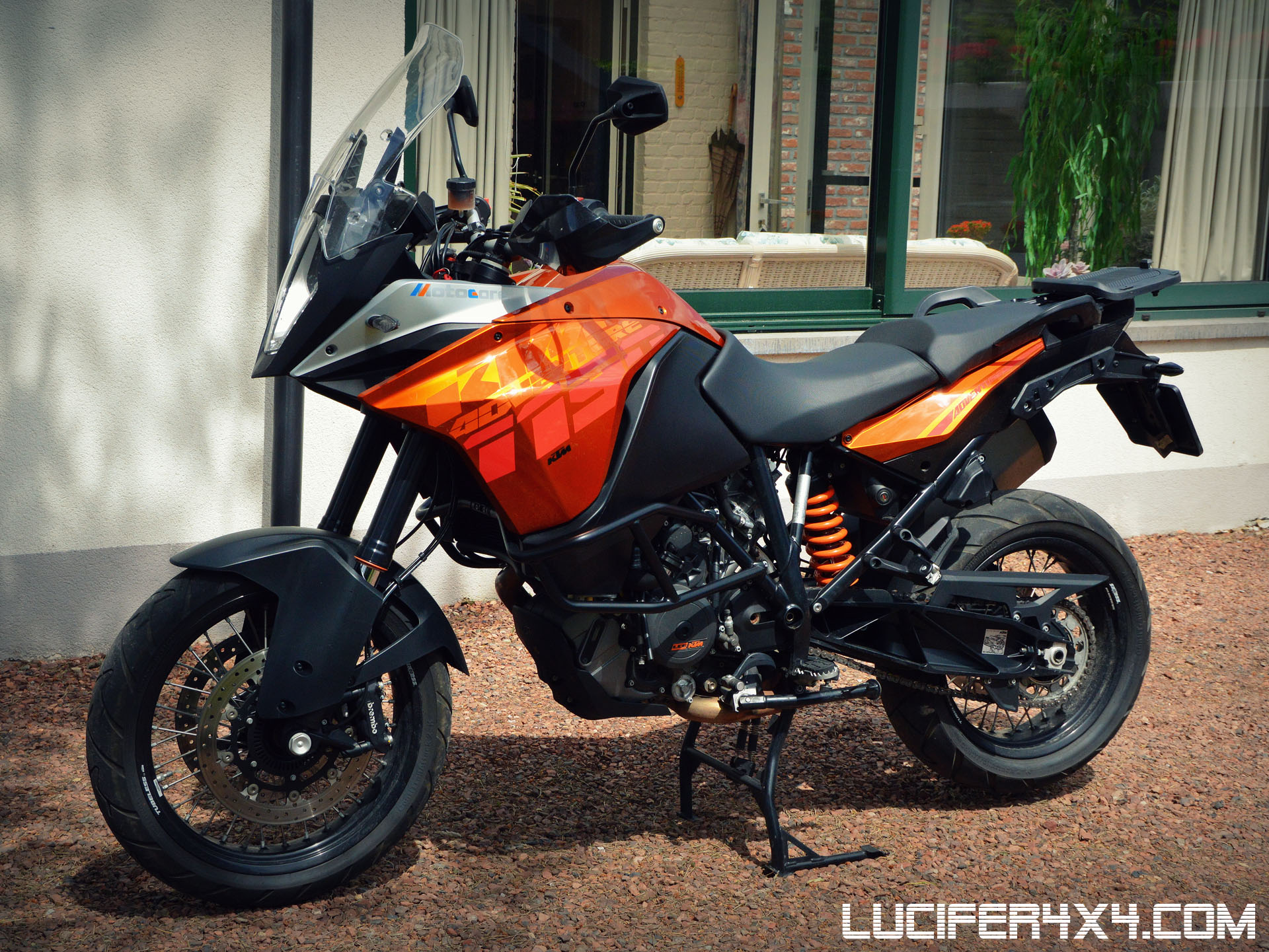 *VIDEO* KTM 1190 Adventure: Test ride!