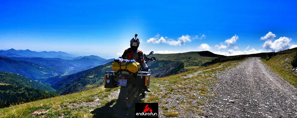 Trans Pyrenees, the story